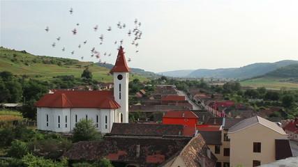 Village Church View