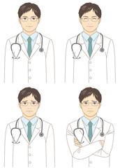 医者 表情