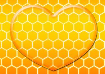 Honig Herz / Honey Heart