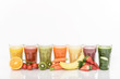 Leinwandbild Motiv Healthy smoothie