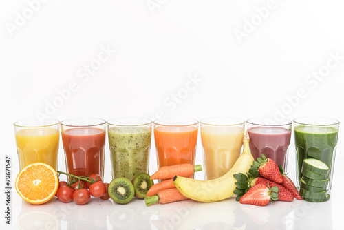 Healthy smoothie - 79671547