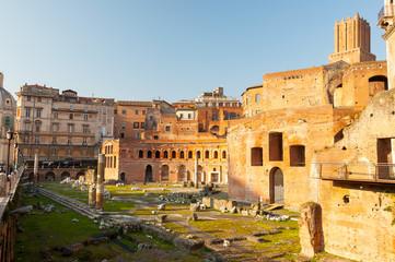 Roma Mercati di Traiano Torre delle Milizie