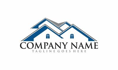 Real Estate Vector Logo Design