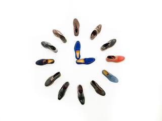 three o'clock meeting shoes
