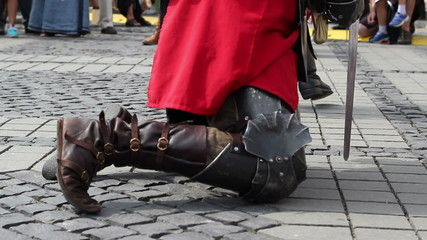 Fallen Knight Rises