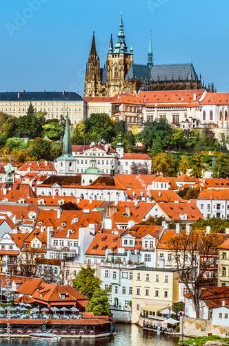 Prague, Mala Strana and Prague Castle