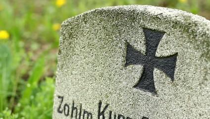 Iron Cross Grave