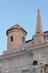 Dettaglio porta Udine a Palmanova