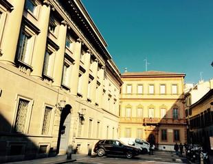 Milano, piazza Belgioioso - casa di Alessandro Manzoni