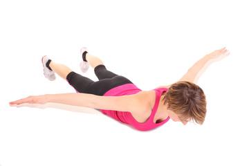 trainieren der hinteren Schultermuskulatur 2