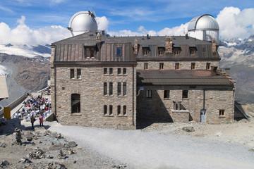 Gornergrat astronomical observatory