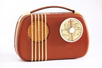 Old portable radio