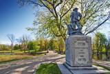 Minuteman statue, Concord, MA. USA