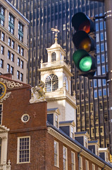 Old south meeting house, Boston, MA. USA