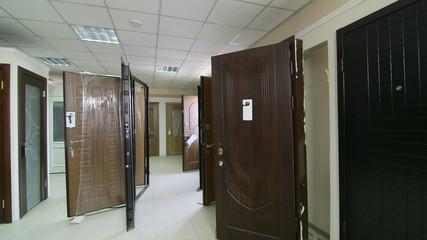 Door store showroom - internal and external doors