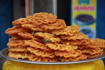 delicious cookies in Nepal