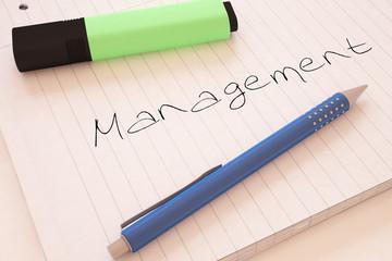 Management