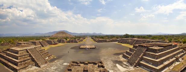 Teotihuacan, Mexico, Pyramid
