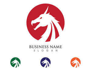 Head Dragon Logo 2
