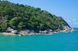 Tropical Island view, Koh Phangan - 79694332