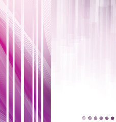 bright background with geometric elements