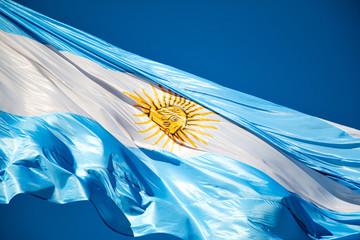 Argentinische Fahne