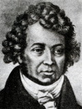 André-Marie Ampère,  French physicist and mathematician poster