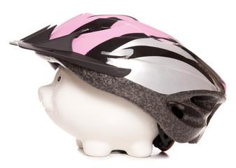 saving money on petrol by cycling