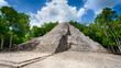 Nohoch Mul Pyramide in Coba