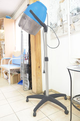 Professional hair dryer - hood