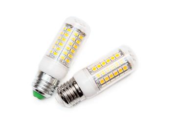 LED Bulb isolated on white