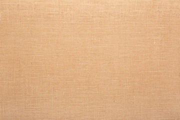 Canvas, natural brown burlap texture background
