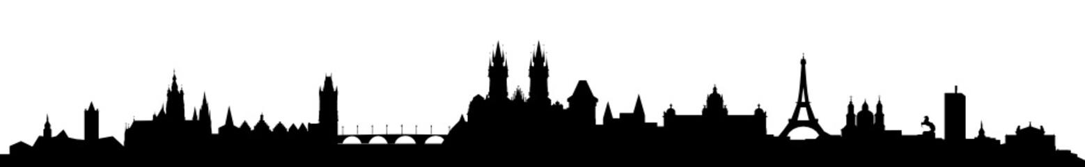 Skyline Prag