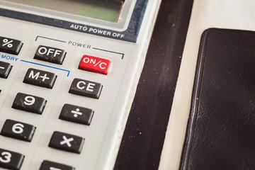 Old Calculator