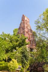 Hindu temple in Bangalore, India