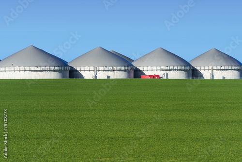 XXX - Landwirtschaftliche Biogasanlage - 8226 - 79708773