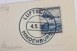 Poststempel Luftschiff LZ129 Hindenburg - 79710723
