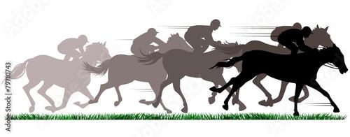 horse racing - 79710743