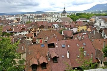 Annecy, ville alpine