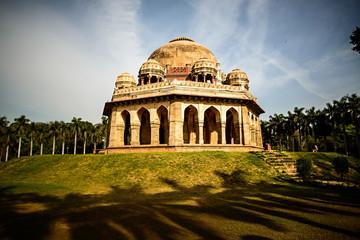 Mohammed Shah's Tomb in Lodi Gardens