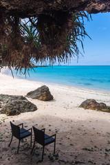 沖縄のプライベートビーチ