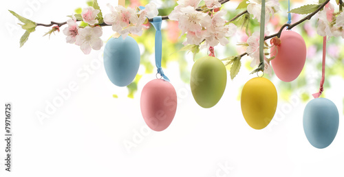 Leinwandbild Motiv Easter