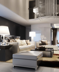 Modern House Interior (focus)