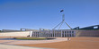 Parliament of Australia Building in Canberra - 79720325