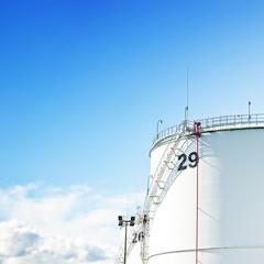 Gas oil tank