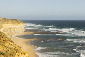 Coast and beach attraction on Great Ocean Road