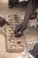 Juego africano de Bao