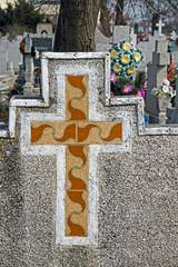 Type of funeral cross 21
