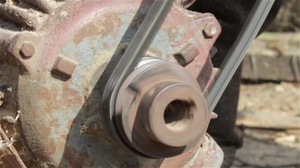 Sawmill motor