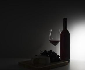 Rotwein Gedeck